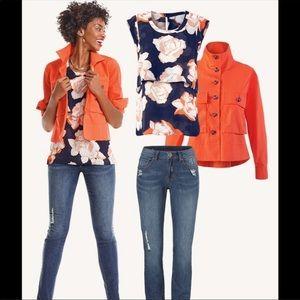 [Cabi] Blossom Top #5030 sleeveless